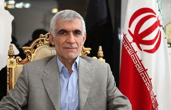 امضای حکم محمدعلی افشانی به عنوان شهردار تهران