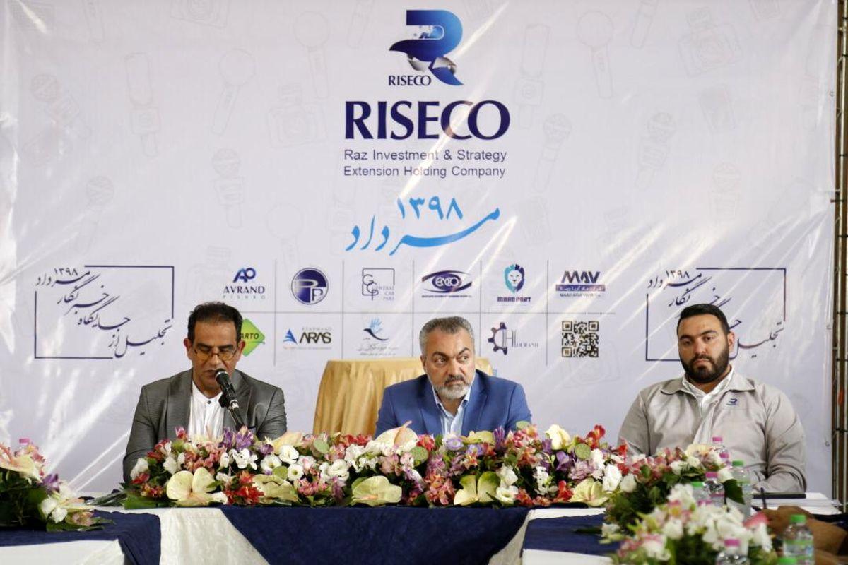منفعت برخی در اختلاف بین خودروسازان و قطعه سازان است/ ایجاد سایت مستقل قطعه سازی توسط رایزکو در سایر کشورها