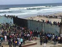 مکزیک با آمریکا درباره دیوار مرزی گفتوگو نمیکند