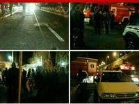 فرماندار تبریز: انفجار در میدان نصف راه ناشی از نشت گاز بود