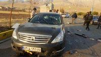 جزئیات از عملیات ترور شهید محسن فخریزاده +عکس