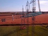 برطرف شدن مشکل خط دوم انتقال برق به ترکمنستان