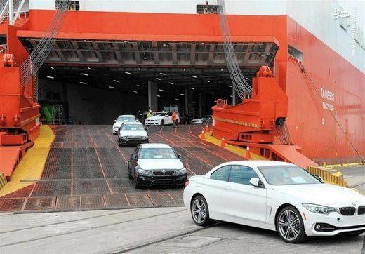 واردات خودرو با ارز منشا خارجی قیمت را کنترل میکند