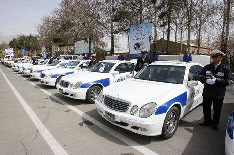 تمهیدات ترافیکی مراسم ۹دی