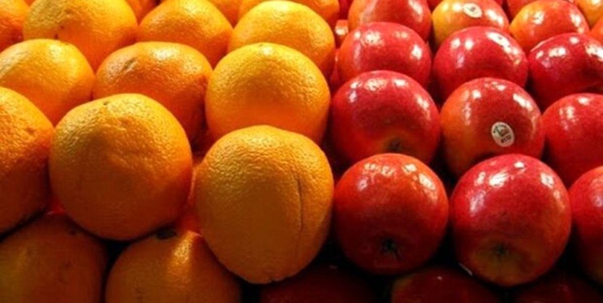 میوه شب عید از فردا توزیع میشود