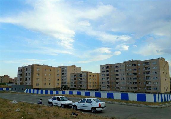 آغاز ساخت ۵۰هزار واحد مسکونی در شهرهای جدید