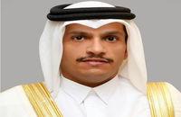 اولین سفر وزیر خارجه قطر به مصر پس از صلح