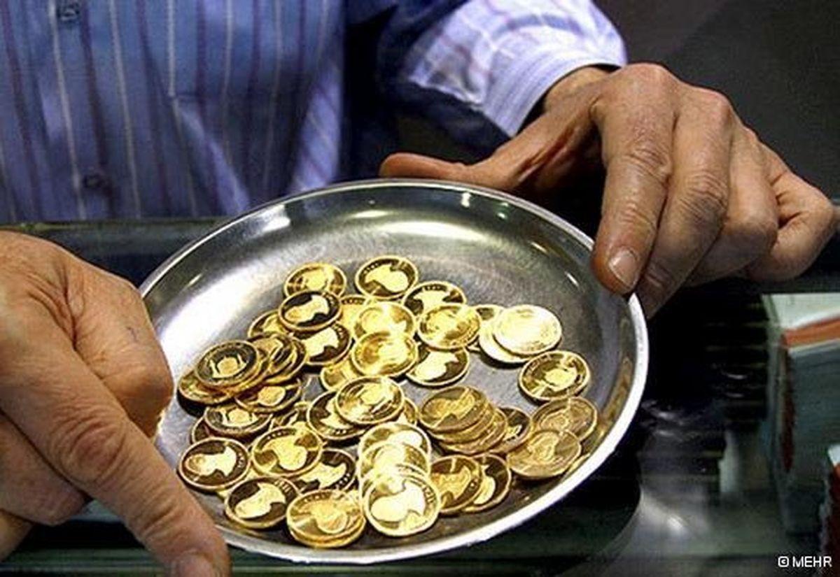 سایه ثبات بر سر بازار سکه