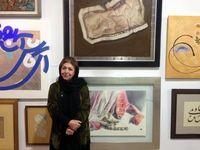 گفت و گو با لیلی گلستان درباره نمایشگاهِ چهارسوی هنر و جشنواره تجسمی فجر