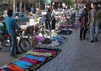 دستفروشی در ۴۸ نقطه تهران ممنوع شد