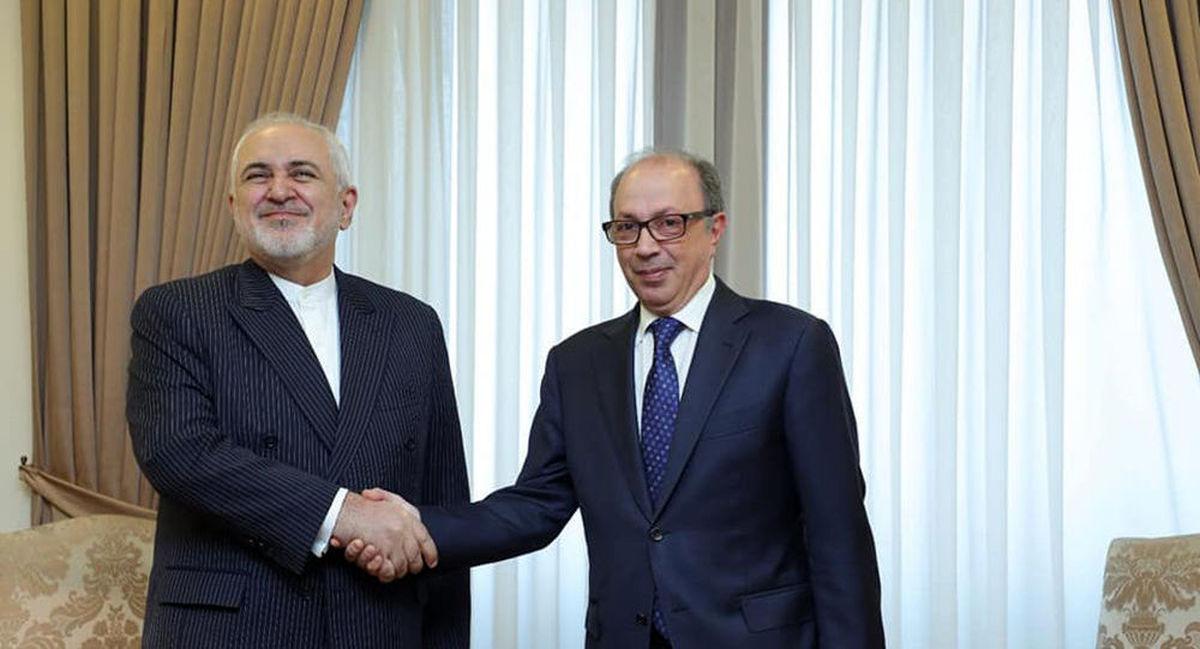ظریف: آرامش قفقاز یک مسئله حیاتی است
