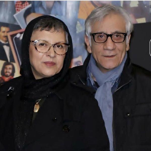 رویا تیموریان در آغوش همسرش + عکس
