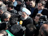 روحانی: برای مردم ایران هیچ روزی به بزرگی 22بهمن نیست