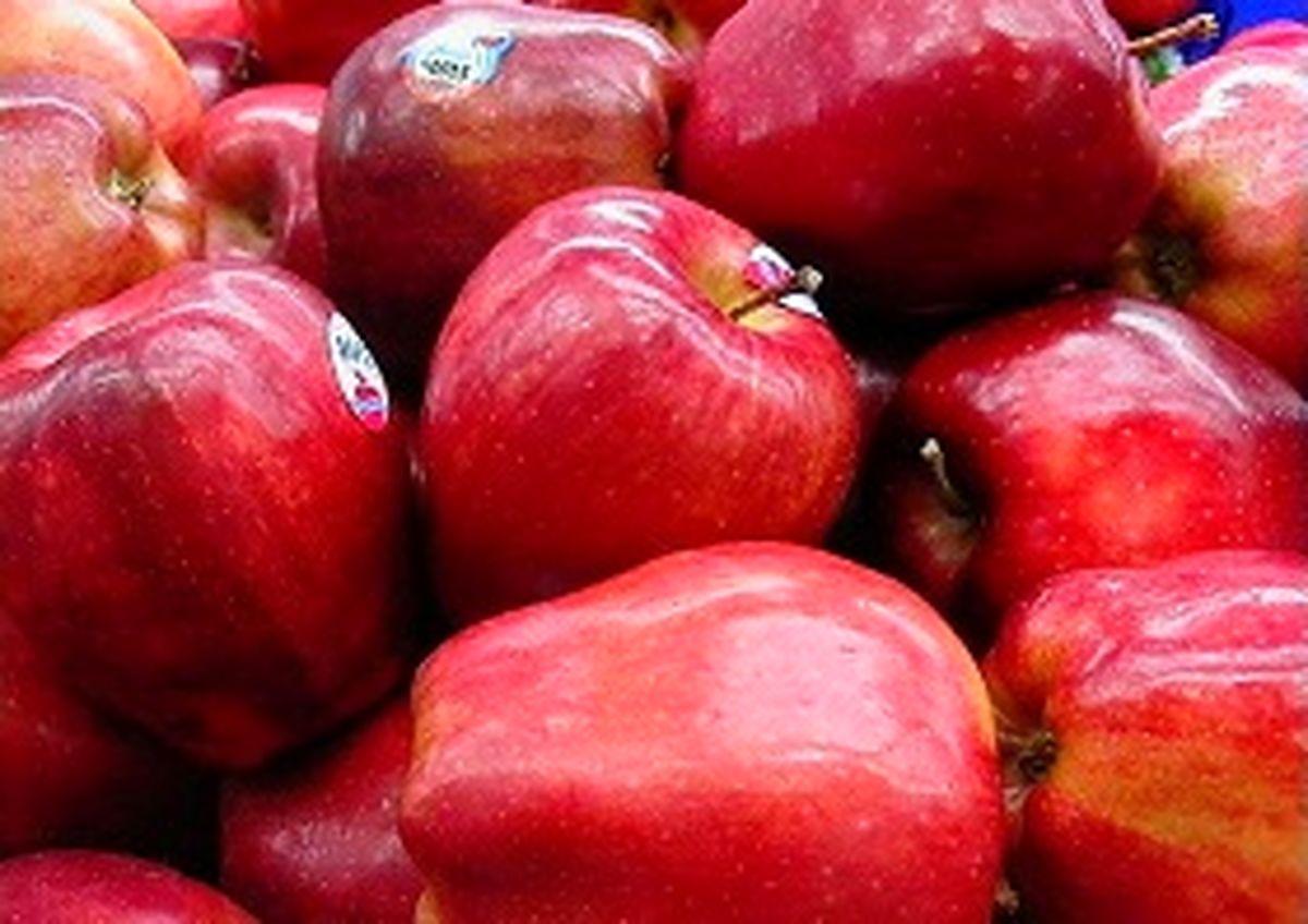 هر سیب 100میلیون باکتری در خود دارد!