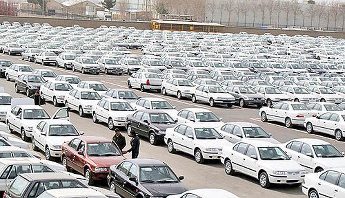 بازار خودرو از دلار و سکه پیشی گرفت