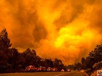 شمار قربانیان آتش سوزی کالیفرنیا به ۶۳ نفر رسید
