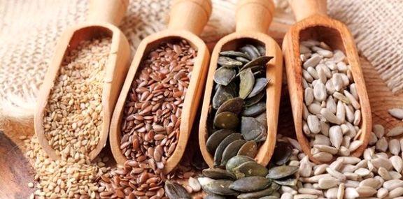 دانههای مفید برای سلامت قلب
