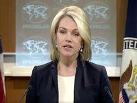 واکنش آمریکا به سخنان فرمانده کل سپاه