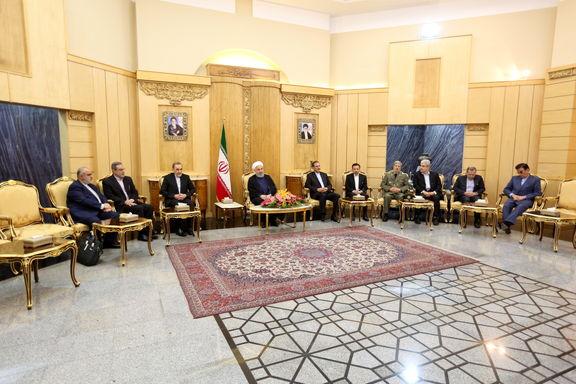 انتقال سفارت آمریکا به قدس شریف بر خلاف قوانین و مقررات بین المللی است/  ایران همواره مدافع ملت فلسطین و مظلومان جهان است
