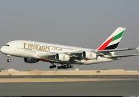 هواپیمای آ-۳۸۰ایرباس دست به دامان امارات شد