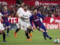 فرار بارسلونا از شکست در جهنم پیسخوان