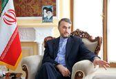 امیر عبداللهیان: باید بازیگر اصلی همکاریهای اقتصادی با عراق باشیم