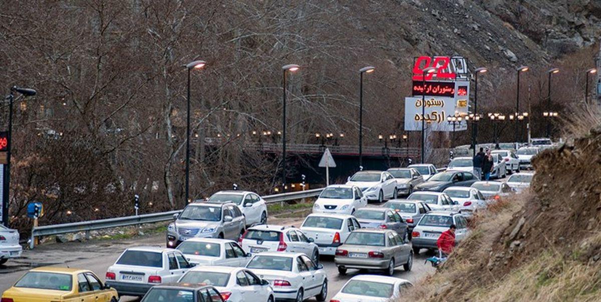 ممنوعیت تردد بین استانی تا ظهر امروز ادامه دارد