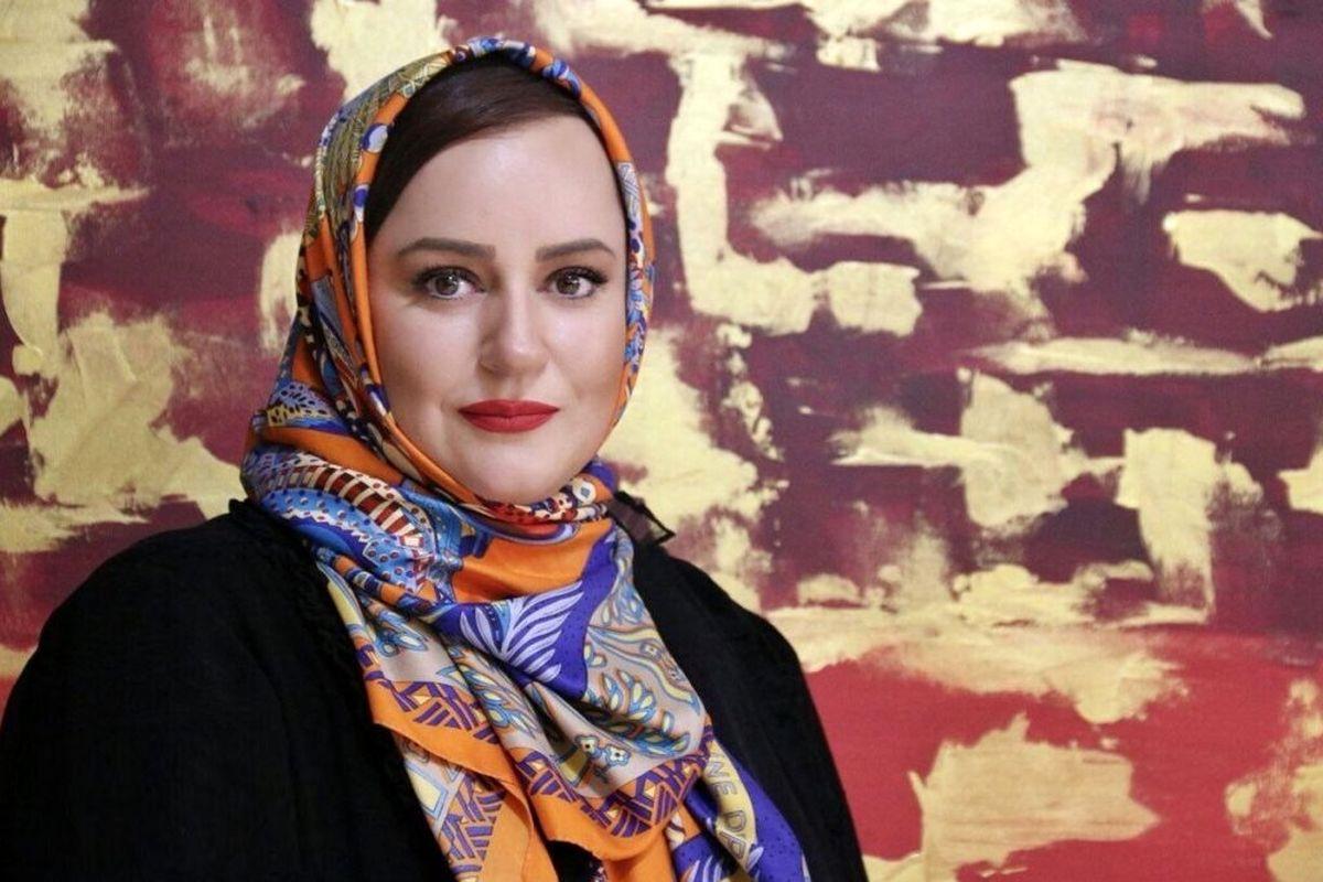چهره جنجالی از نعیمه نظام دوست +عکس
