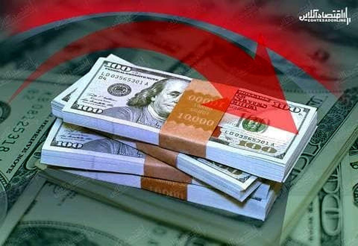 کاهش ارزش دلار در بازار جهانی