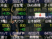 رشد سهام آسیا با امید به کاهش نرخ بهره