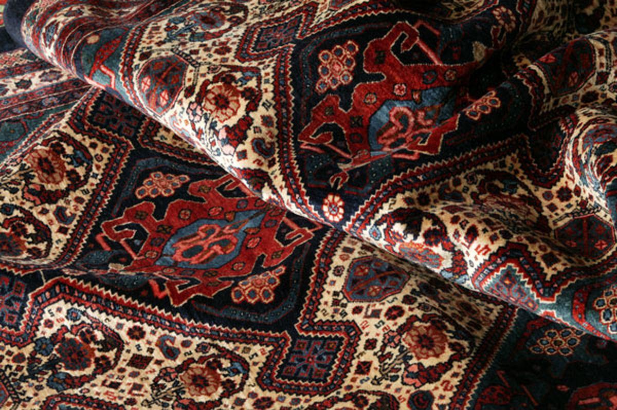 ۳گام برای رونق بازار فرش دستباف