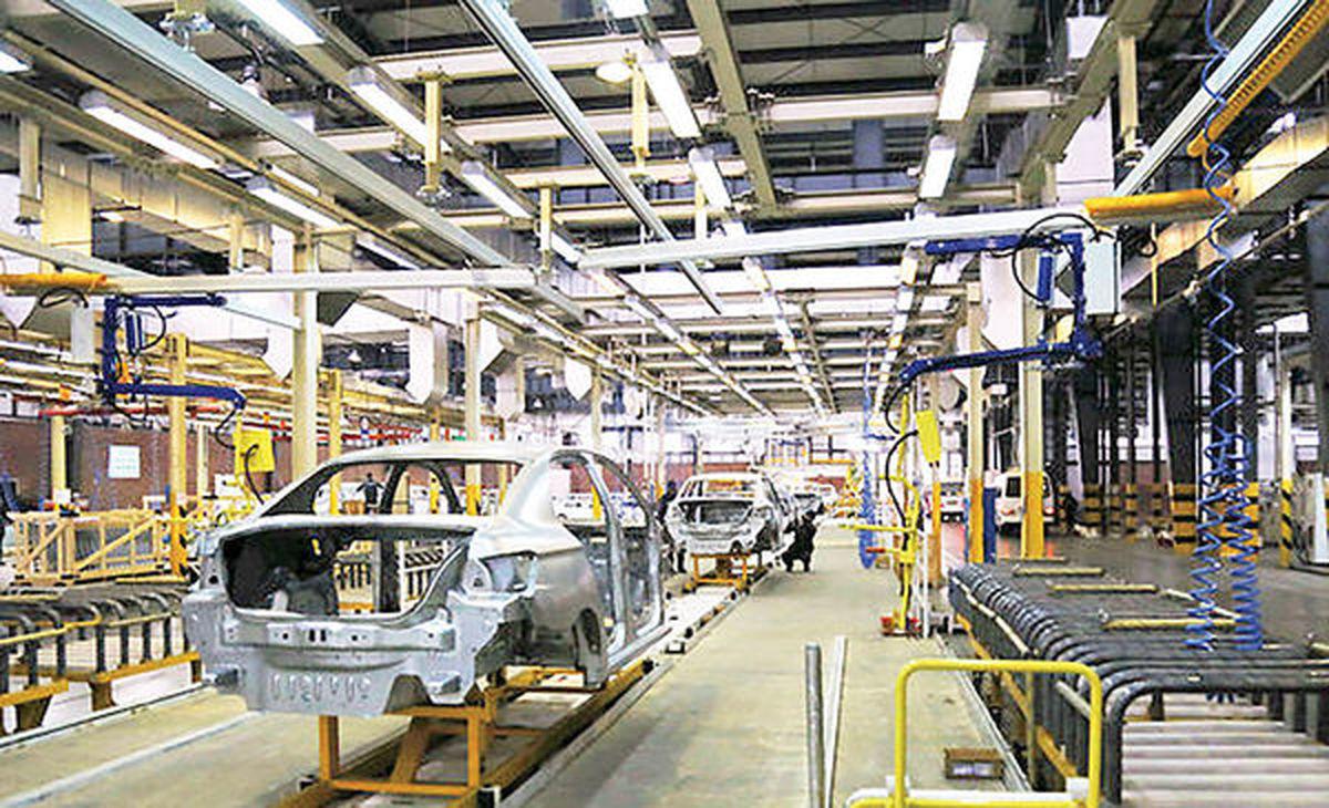 کاهش فروش، رشد درآمد خودروسازان