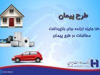 مشتریان خوش «پیمان» بانک صادرات ایران جایزه ویژه میگیرند