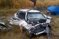 خوابآلودگی راننده ۲زائر را به کشتن داد
