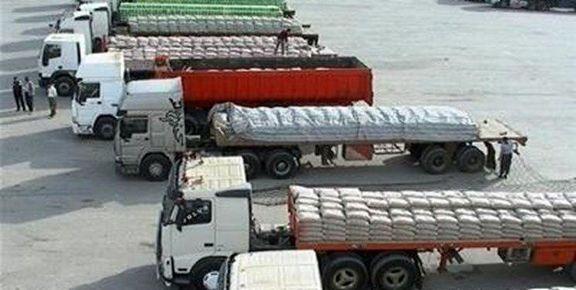 تردد کامیونهای صادراتی در ایام اربعین به عراق ممنوع شد