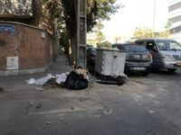 پیمانکاران پسماند برای خودشان ائتلاف تشکیل دادهاند/ جمع نکردن زبالههای شهر به خاطر شکسته شدن حلقه قدرت!