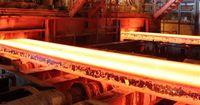 عبور تولید اسلب گازترش در فولادمبارکه از  مرز  دو میلیون تن