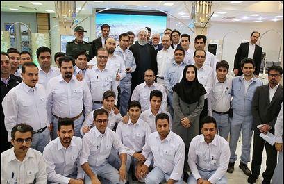 بهره برداری از فاز 3 پالایشگاه ستاره خلیج فارس