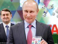 پاسپورت هوادارن جام جهانی برای پوتین و اینفانتینو