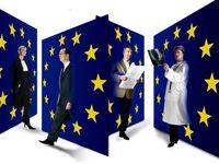 چند درصد جمعیت اروپا شاغل هستند؟