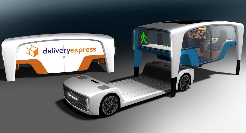 خودروهای حمل و نقل آینده +عکس