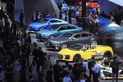 آخرین تکنولوژی خودروی جهان در نمایشگاه چین +عکس