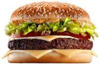 توقیف همبرگرهای غیراستاندارد در تهران