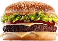 یک ساندویچ همبرگر چقدر آب میخورد؟ +اینفوگرافیک