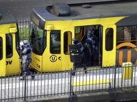 صحنه تیراندازی حمله تروریستی در هلند +فیلم