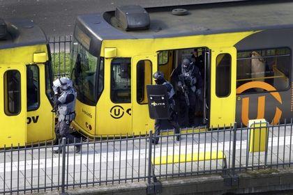 حمله تروریستی در هلند +تصاویر