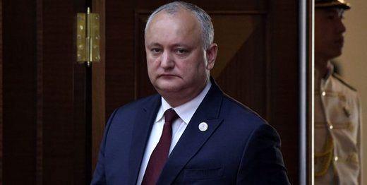 رییسجمهور مولداوی توسط دادگاه برکنار شد