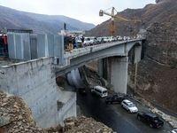 سرگردانی مردم در ترافیک وعدههای تکمیل آزادراه تهران-شمال
