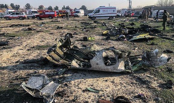 گزارش اولیه سانحه هواپیمای بوئینگ ۸۰۰-۷۳۷منتشر شد