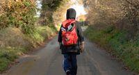 دختر ۱۲ساله از خانه فرار کرد